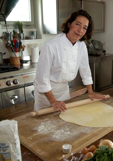 Alessandra Sacha Destefanis - Two Cooks in Tuscany